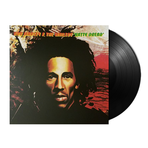 Bob Marley, Natty Dread  (LP)