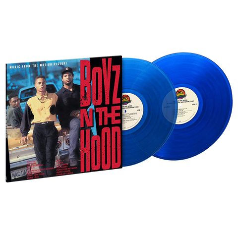 Various Artists, Boyz N The Hood - Original Motion Picture Soundtrack (Limited Edition) 2LP
