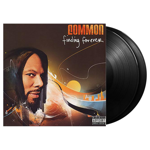 Common, Finding Forever (2LP)