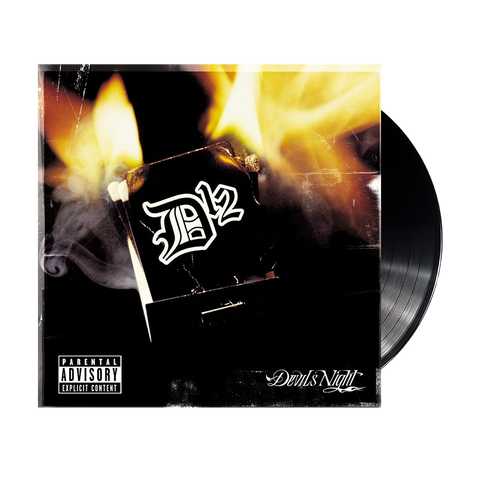 D12, Devil's Night (2LP, 3D Lenticular Cover)
