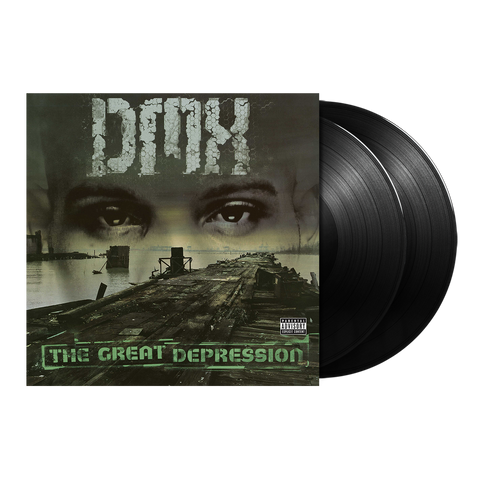 DMX, The Great Depression (2LP)