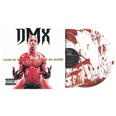DMX, Flesh of My Flesh, Blood of My Blood (Limited Edition 2LP)