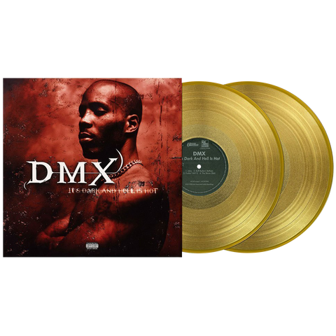 DMX, It's Dark & Hell Is Hot (Limited Edition 2LP)