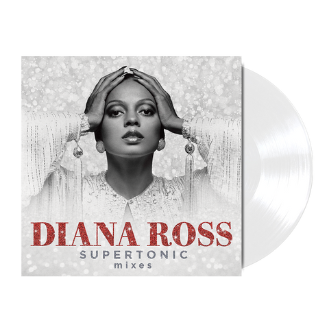 Diana Ross, Supertonic: Mixes (Limited Edition LP)