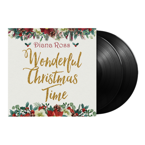 Diana Ross, Wonderful Christmas Time (2LP)