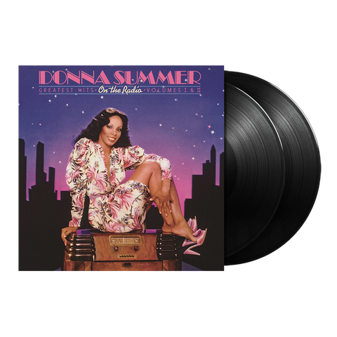 Donna Summer, On The Radio: Greatest Hits Vol. I & II (2LP)