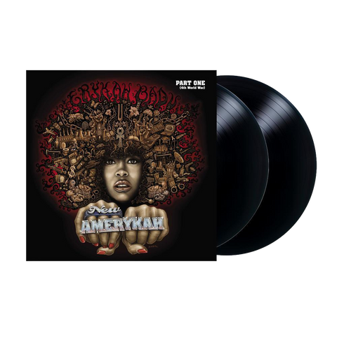Erykah Badu, New Amerykah Part One (2LP)