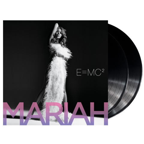 Mariah Carey, E=MC2 (2LP)