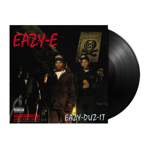 Eazy-E, Eazy Duz It (25th Anniversary Edition LP)