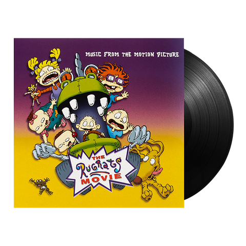 The Rugrats Movie: Music From The Motion Picture (LP)
