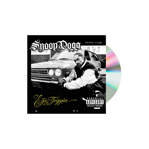Snoop Dogg, Ego Trippin' (CD)