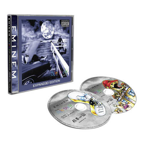 Eminem, Slim Shady CD Expanded Edition