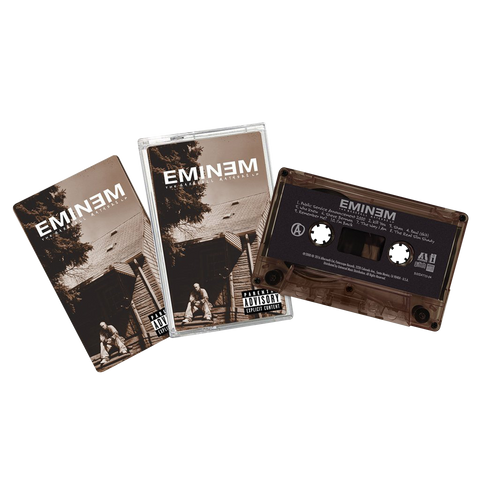 Eminem, The Marshall Mathers LP Cassette