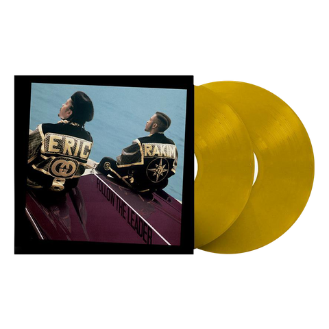 Eric B. & Rakim, Follow The Leader (Limited Edition 2LP)