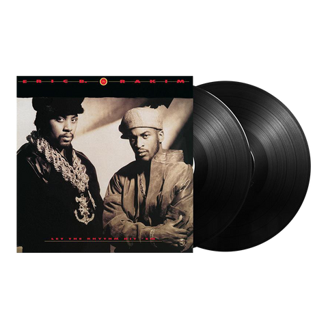 Eric B. & Rakim, Let The Rhythm Hit 'Em (2LP)