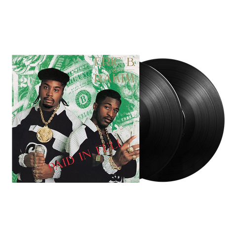 Eric B. & Rakim, Paid In Full (2LP)