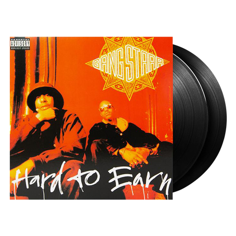 Gang Starr, Hard To Earn (2LP)