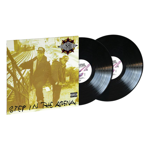 Gang Starr, Step in the Arena (2LP)
