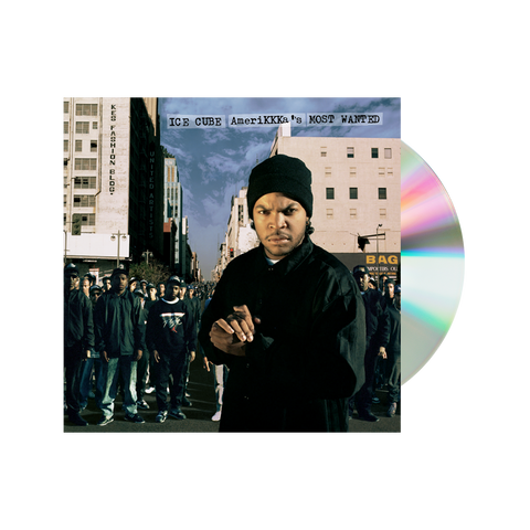 Ice Cube, AmeriKKKa's Most Wanted (CD)