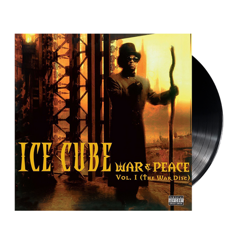 Ice Cube, War & Peace Vol. 1 (2LP)
