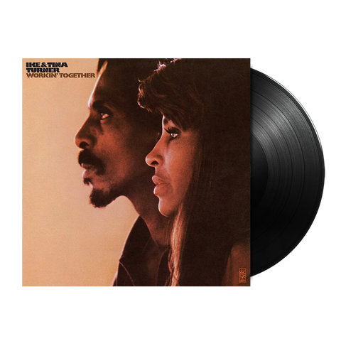 Ike & Tina Turner, Workin' Together (LP)