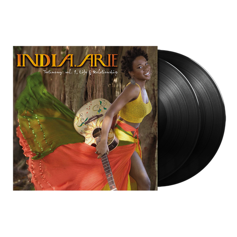 India.Arie, Testimony: Vol. 1, Life & Relationship (2LP)