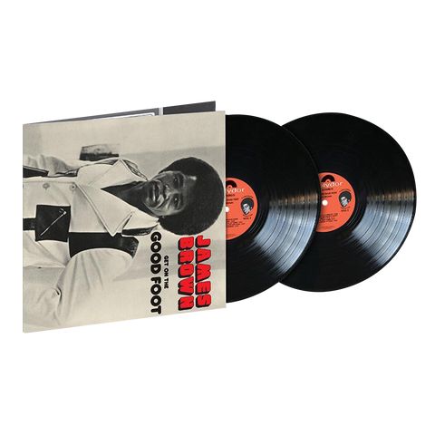 James Brown, Get On the Good Foot (2LP)