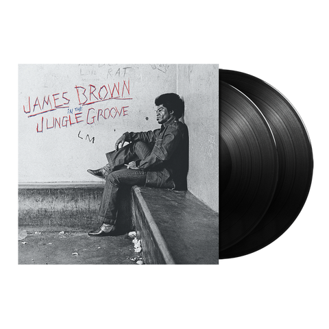 James Brown, In The Jungle Groove (2LP)