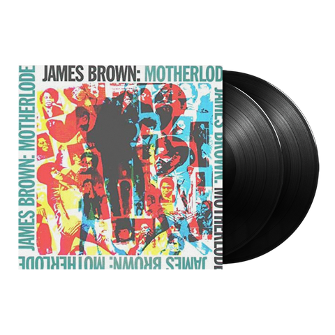 James Brown, Motherlode (2LP)