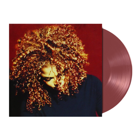 Janet Jackson, The Velvet Rope (Limited Edition 2LP)