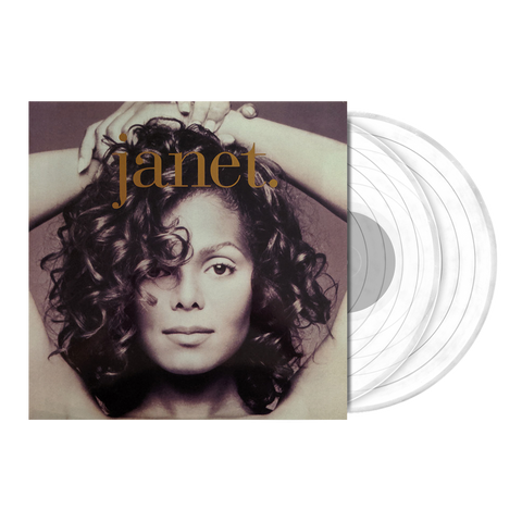 Janet Jackson, janet. (Limited Edition 2LP)