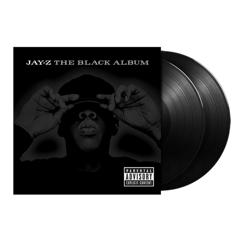 Jay-Z, The Black Album (2LP)