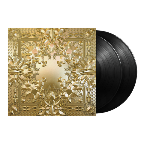 Jay Z & Kanye West, Watch The Throne (2LP)