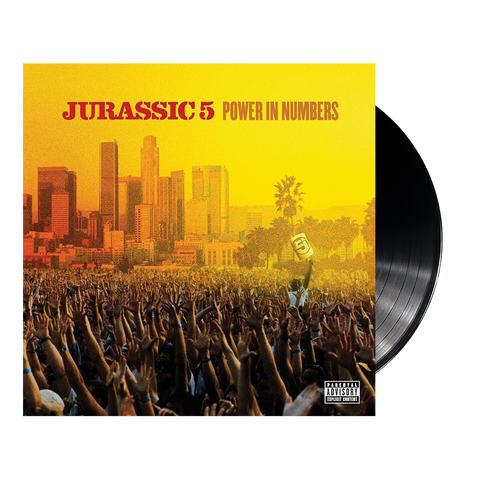 Jurassic 5, Power In Numbers (2LP)