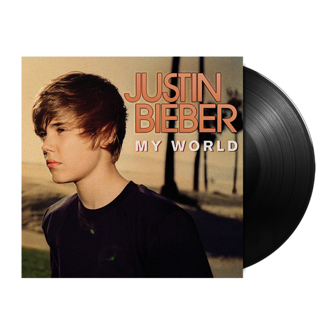 Justin Bieber, My World (LP)