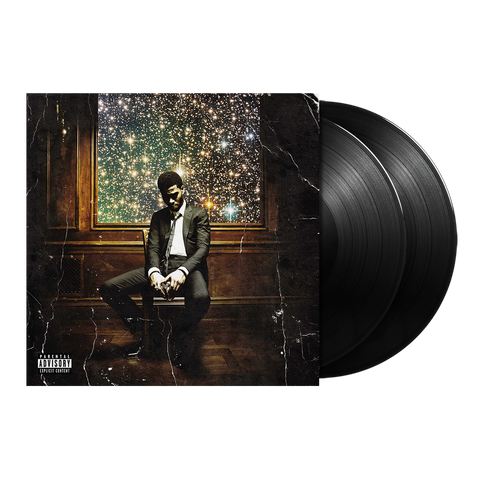 Kid Cudi, Man On The Moon II: The Legend Of Mr. Rager (2LP)