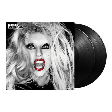 Lady Gaga, Born This Way 2LP