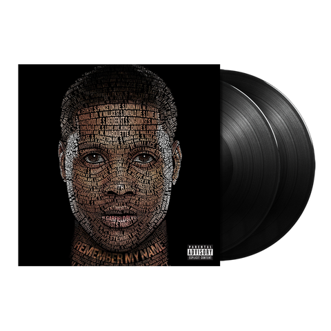 Lil Durk, Remember My Name (Deluxe) 2LP