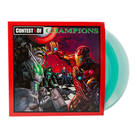 GZA, Liquid Swords (Standard Marvel Edition 2LP)