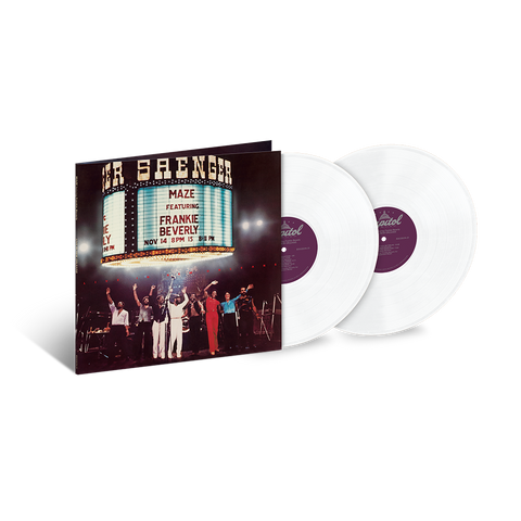 Maze Featuring Frankie Beverly, Live In New Orleans (Limited Edition 2LP)