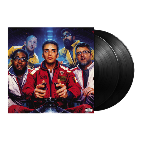 Logic, The Incredible True Story 2LP