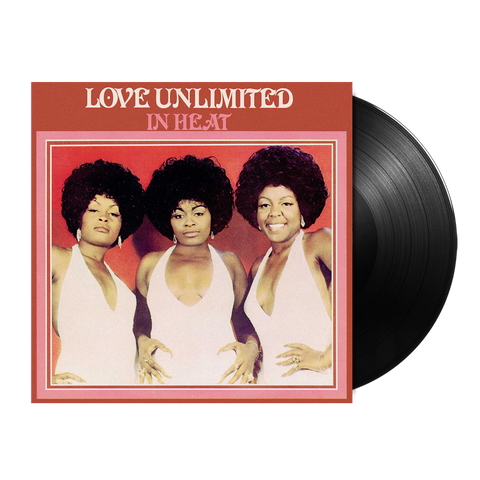 Love Unlimited, In Heat (LP)