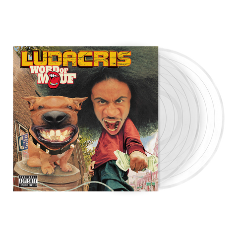 Ludacris, Word Of Mouf (Limited Edition 2LP)