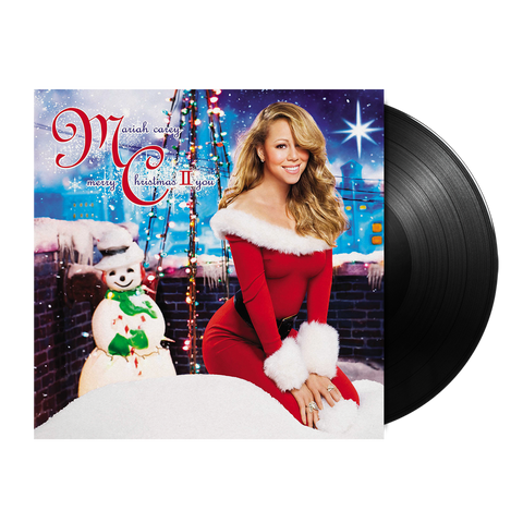 Mariah Carey, Merry Christmas II You LP