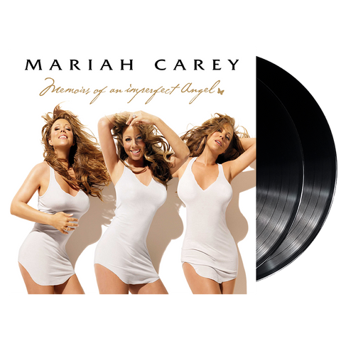 Mariah Carey, Memoirs Of An Imperfect Angel (2LP)