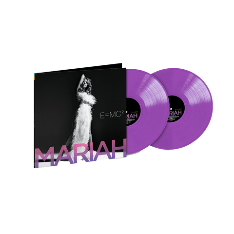 Mariah Carey, E=MC2 (Limited Edition 2LP)