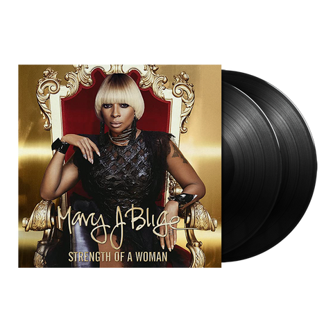 Mary J. Blige, Strength Of A Woman (2LP)