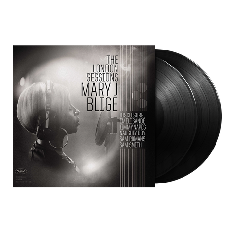 Mary J. Blige, The London Sessions (2LP)