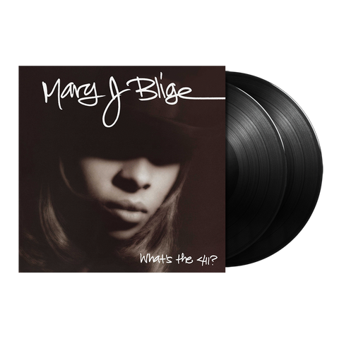 Mary J. Blige, What's The 411 (25th Anniversary) 2LP