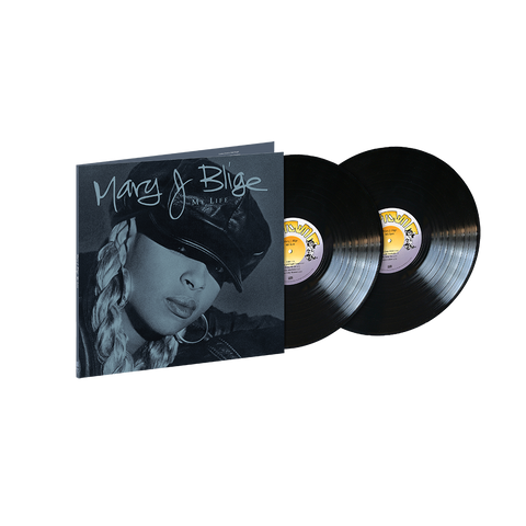 Mary J. Blige, My Life (25th Anniversary 2LP)